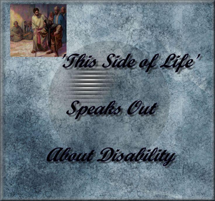 Jesus heals crippled woman 7