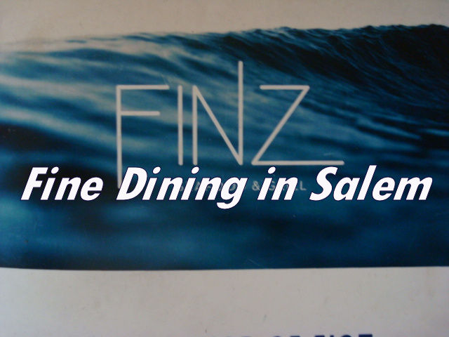 fine dining in salem